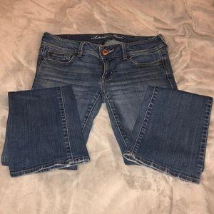 American eagle jeans slim boot